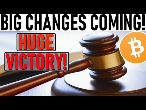 SEC ANNOUNCES BIG CHANGES FOR CRYPTO! – NEW REGULATORY FRAMEWORK COMING! – TETHER PUMP COMING!?