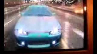 Street Racing Syndicate (SRS) Mitsubishi Eclipse cruise