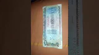 100  Reserve  Bank Of India