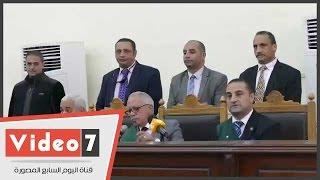 بالفيديو..تأجيل محاكمة المتهمين بقضية