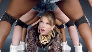 "12 Hilarious Taylor Swift ""Shake It Off"" Music Video Highlights"