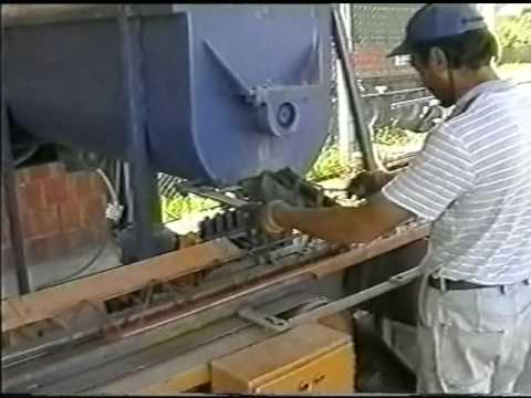 Concrete pipes, manholes and girder lines Metalika cevi Linija za fert gredice