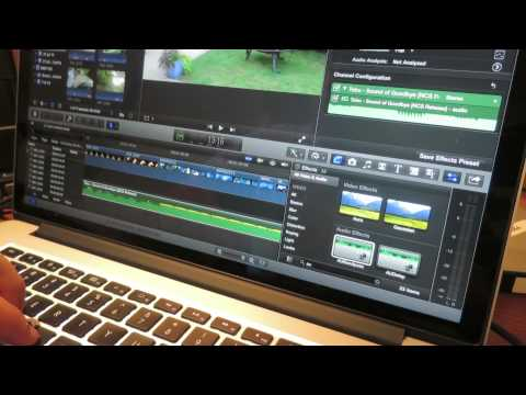 FCPX Tutorial: Match Music Tempo