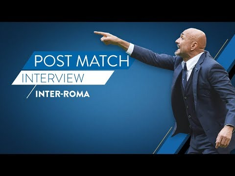 Inter-Roma 1-1 | Post match reaction from Mister Spalletti