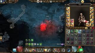 Drakensang Online - Black spider inf 3 solo