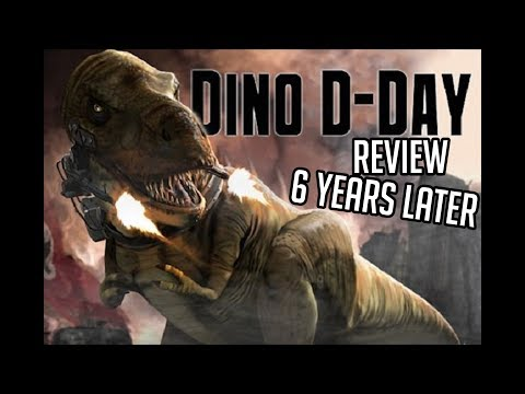 Dino D-Day Review...6 Years Later
