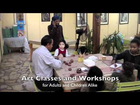 Art Cafe, Maadi, Cairo