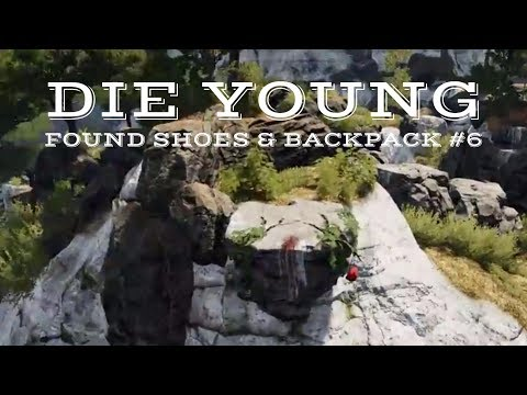 Die Young - Found Athletic Shoes & Backpack (New Parkour/ Horror/ Survival Game) #6