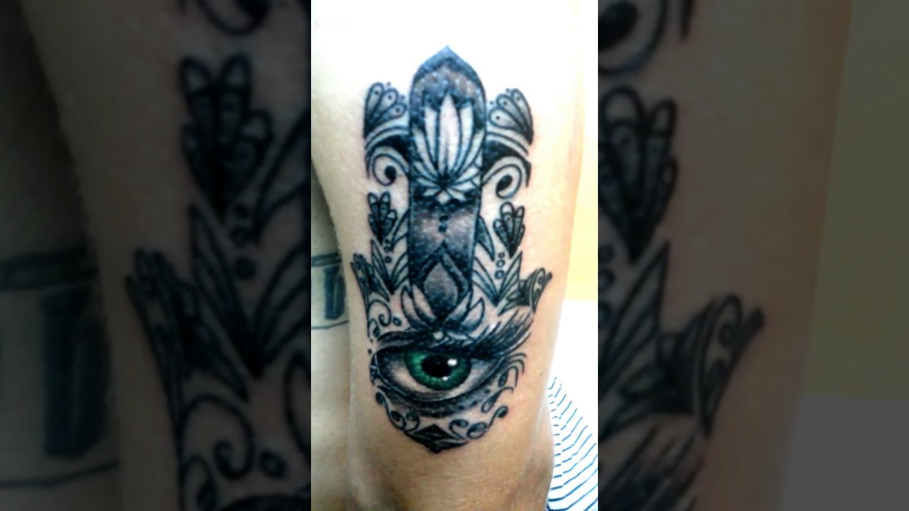 Tattoo Mano Fatima The Empirical Tattoo La Mana Youtube