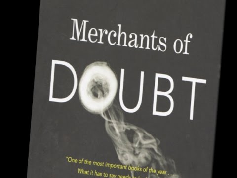 Merchants of Doubt: What Climate Deniers Learned from Big Tobacco