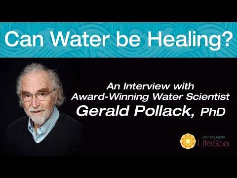 Can Water Be Healing With Gerald Pollack | John Douillard's LifeSpa