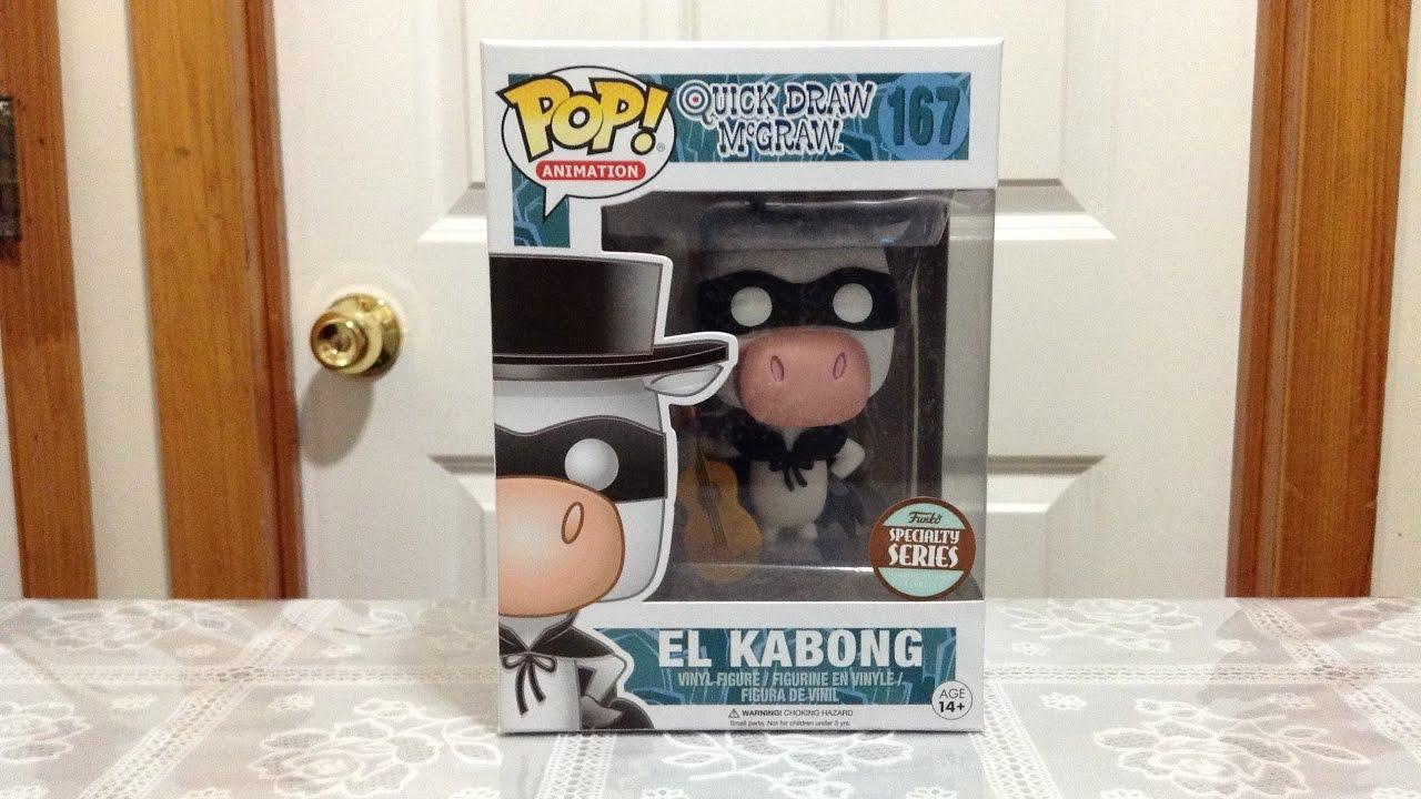El Kabong Vinyl Hanna-Barbera Funko POP