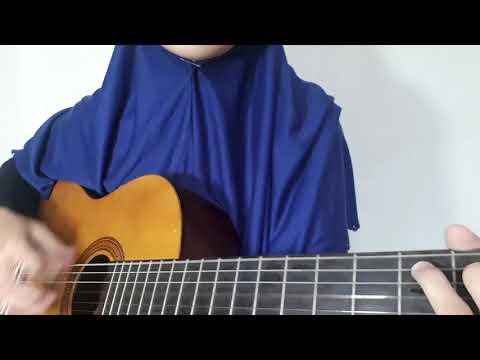kunci gitar - Lupi perpisahan (cover)