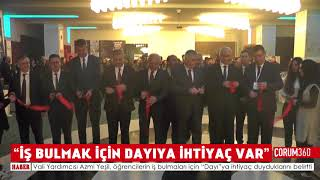 """""""İŞ BULMAK İÇİN DAYI'YA İHTİYAÇ VAR"""""""