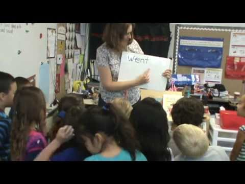 WENT - Sight Word Song (Kids in Action!)