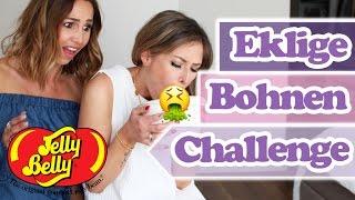 MEGA EKLIGE BOHNEN CHALLENGE mit Jelly Belly Beans ( deutsch)  mit Tanja Cruz