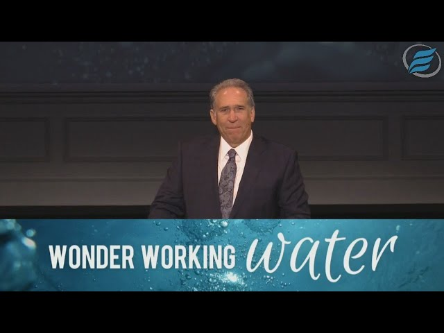 03/14/2021 | Wonder Working Water | Pastor David Myers