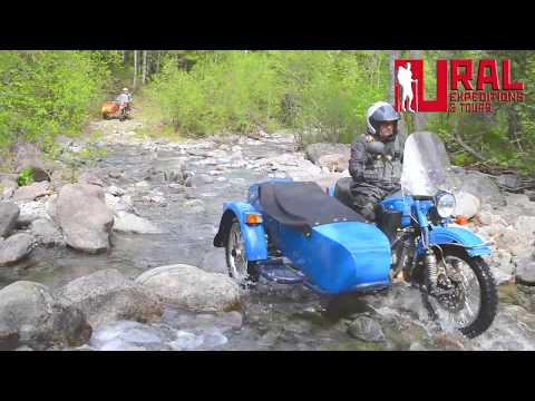 Ural motorcycle trip to the Northern Urals, 2014