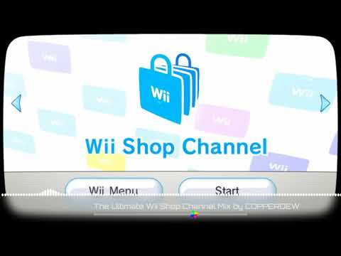 The Ultimate Wii Shop Megamix (Prod. Copperdew)