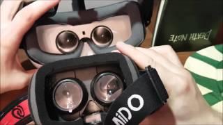 GEAR VR VR va boshqalar KO'ZOYNAK HOMIDO : hayot hacks