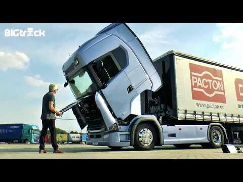 BIGtruck RoadTest Scania S500