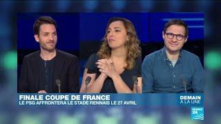 Coupe de France : une finale PSG - Stade Rennais le 27 avril