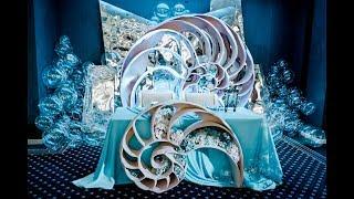 Свадьба в морском стиле в Crowne Plaza Moscow  | wedding blog Ирины Соколянской