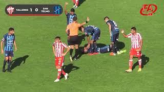 FATV 19/20 Fecha 3 - Torneo Clausura - Talleres 1 - San Telmo 1