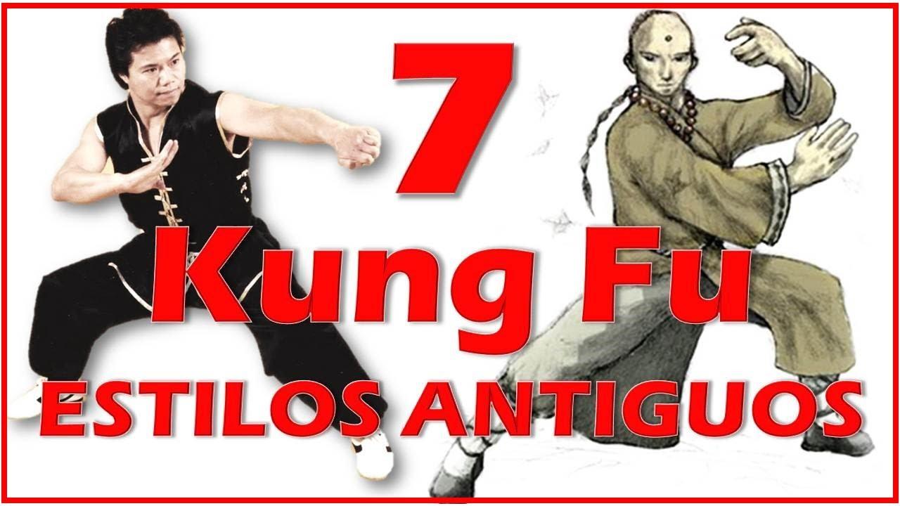 Download KUNG FU 7 ESTILOS ANTIGUOS (Collection - Seven Steps of Kung Fu)