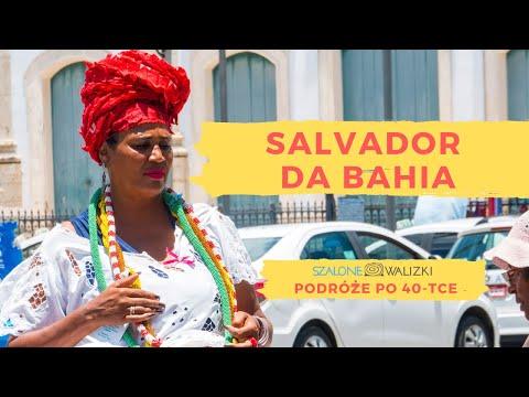 Co warto zobaczyć w Salvador da Bahia