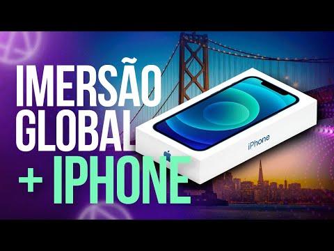 Imersão Global Mentoring Group com Tudo Pago e um iPhone