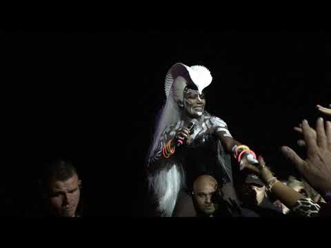Grace Jones - Pull Up To Bumper - Live at Down The Rabbit Hole 2019