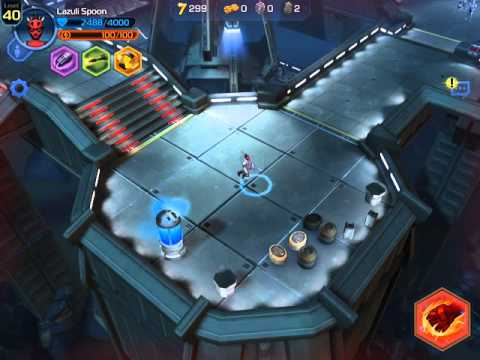 Star Wars: Uprising - Nar Hypa mission 3, feat. Trooper Pants