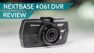 NextBase 4061 car DVR review