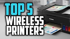 Best Wireless Printers in 2018 - Which Is The Best Wireless Printer?