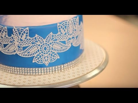 How To Make Edible Lace