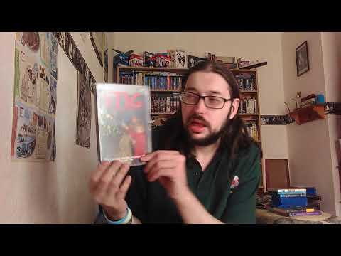 Unboxing DVD from MusicMagpie