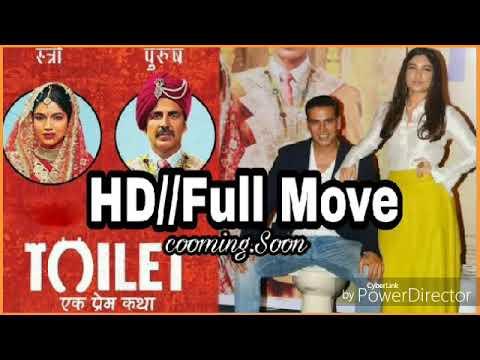Toilet Full Move // HD HINDI NEW MOVE