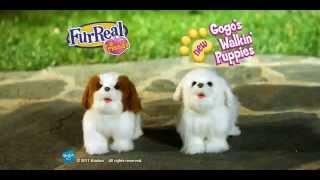 Интерактивный песик FurReal Friends Hasbro