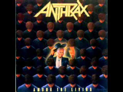 Anthrax Caught In A Mosh