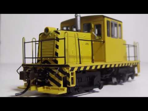 Review: HO Scale Bachmann Spectrum GE 45 Ton Switcher W/DCC