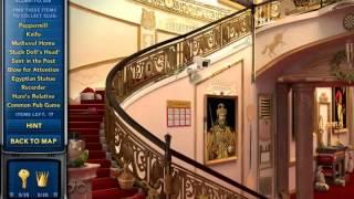 Mystery P.I. - The London Caper -  Level 1 & 2