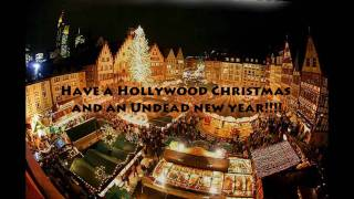 Hollywood Undead - Christmas Time in Hollywood (lyrics)