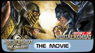 [ ITA ] Mortal Kombat vs DC Universe【Mortal Kombat】-  The Movie (Il Film)