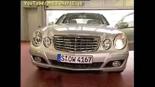 Mercedes-Benz E-Klasse | Xenonbrenner - Präventivtausch und Farbunterschied