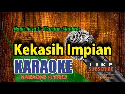 Natta Reza - Kekasih Impian Karaoke Lyric tanpa Vocal