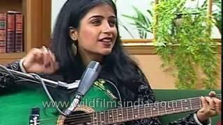 Shibani Kashyap sings 'Ho Gayi Hai Mohabbat Tumse'