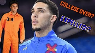 LiAngelo Ball EXPELLED FROM UCLA?! College CAREER OVER?
