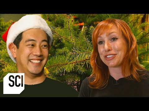 The Secret to Keeping Needles on a Christmas Tree | MythBusters
