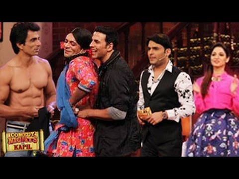 Akshay Kumar, Tamannaah Bhatia Comedy Nights with Kapil 9th August 2014 FULL EPISODE – Entertainment